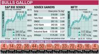 Sensex gives 36000-point cheer as PM Modi rocks Davos