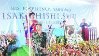Thousands attend Swu's funeral