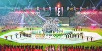 Sports enthusiasts head to north-east for South Asian Games