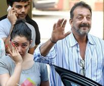 Sanjay Dutt Rubbishes Rumours Of Tiff With Salman Says There Is No Jhagda Between The Two