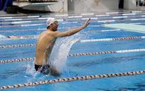 Franklin wins 100 backstroke in Texas; Phelps a scratch