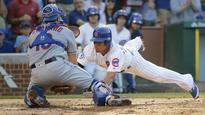 MLB scores: Cubs snap losing streak to beat Mets 5-1