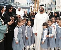 Mohammed floats Dhs4.2b foundation