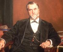 The story of how Stanford mocked its founding father by voting to change its mascot to the 'Robber Barons'