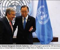 UN picks next secretary-general