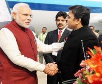 Modi, Akhilesh likely to attend Buddhist con...