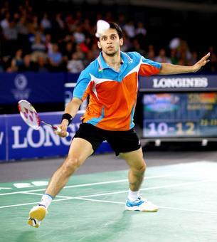 Kashyap wins Austrian Open, Sameer in Swiss Open final