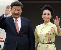 Role as China's first lady silences voice of popular singer
