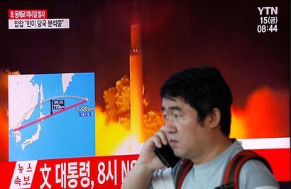 North Korea keeps the world on edge