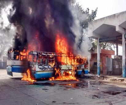 Lapses by police caused violence during Jat stir: Inquiry committee