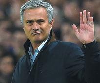 Mourinho gets the boot