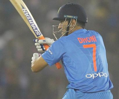These numbers don't lie! Dhoni excellent at No 4
