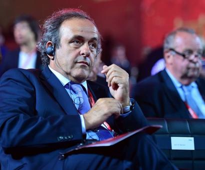 Banned Platini withdraws candidacy for FIFA presidency