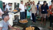 Amarnath Yatra: Jugal, Rajesh review arrangements at Yatri Niwas