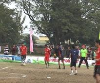 Archery, SATball tournaments bring players together in Nagaland