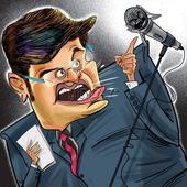 Rahul da Cunha: Go Arnab, go go go!