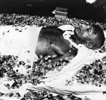 Honouring the man who caught Nathuram Godse
