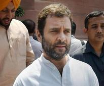 VVIP chopper deal: I am happy to be targeted, says Rahul Gandhi
