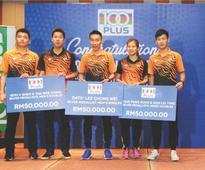 Chong Wei: Sports a viable career for Malaysians