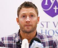 Michael Clarke questions Steve Smith's captaincy