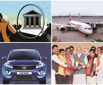News digest: Air India divestment, insolvency, India Inc's capex, and more