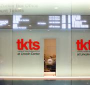 Lincoln Center and TDF Extend TKTS Pop-Up Residency