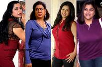 Four Dazzling heroines in one film