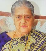 Lilly Cutinho Rodrigues (86) Bondel, Mangalore