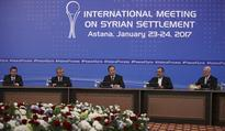Syrian government negotiator calls Astana talks a success