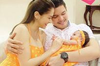 Dingdong, Marian hirap na hirap iwan si Baby Zia