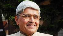 Advantage Oppn: Mahatma's grandson Gopalkrishna Gandhi is its V-P candidate