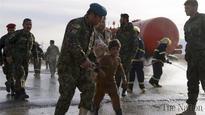 Blast near Afghan army camp kills 3 soldiers