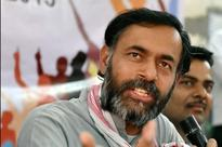 AAP transitioned from use and throw to use and destroy: Yogendra Yadav