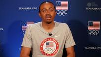 Meet Olympic hurdler Aries Merritt