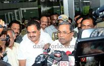 Mangaluru: Several FIRs against Yeddyurappa, none against me - Siddaramaiah hits back