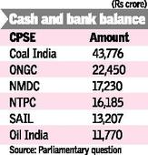 To raise funds, Govt prods cash rich PSUs to buyback shares