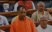 In speech in Parliament, Yogi Adityanath takes a dig at Rahul Gandhi, Akhilesh Yadav