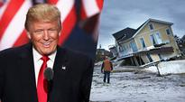 Report: Donald Trump Made Apprentice Staffers Work Through The Superstorm Sandy Aftermath