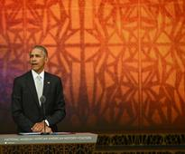 Watch Obama's Moving Speech at the Opening of the National Museum of African American History