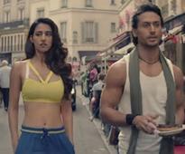 Watch: Disha Patani, Tiger Shroff's 'Befikra' music ...