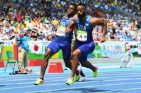 US sprinters Gay, Bailey eye bobsled role