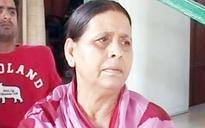 Let Sushil Modi take Nitish Kumar away on his lap: Lalu Prasad's wife Rabri Devi