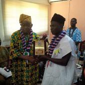 Iyana Iba Traders Association honours Rep Obasa
