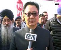 India will issue Red Corner notice against Masood Azhar: Kiren Rijiju