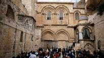Jerusalem's Holy Sepulchre Church to reopen after three-day protest