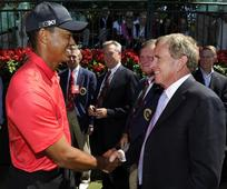PGA Tour commish: Tiger Woods 'probably the greatest' ever