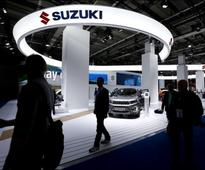 Suzuki says supply deal with Toyota-Panasonic on EV batteries possible