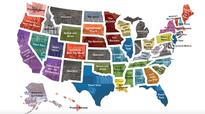 Duck Dynasty or Kardashians? Map of Each State's Fave Reality Show Says a Lot About Your Neighbors