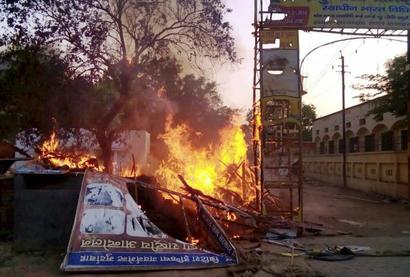 25 affidavits submitted to probe panel on Mathura cult violence