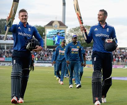 Hales, Roy power England to crushing win against Sri Lanka